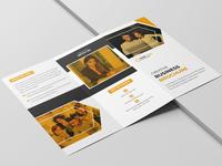 Creative Tri-fold Business Brochure Template