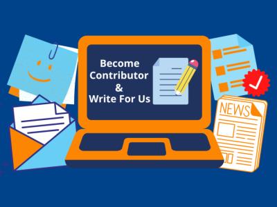 Become Contributor web design