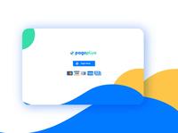 Payment button Web design