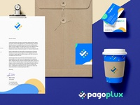 Branding Identity Pagoplux