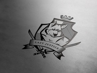 Lazy Justice Crest