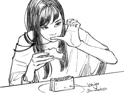 Practice design inking characterdesign graphicnovel sketch illustration comics