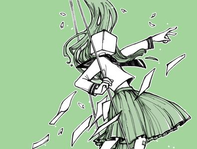 Inktober 09: Swing