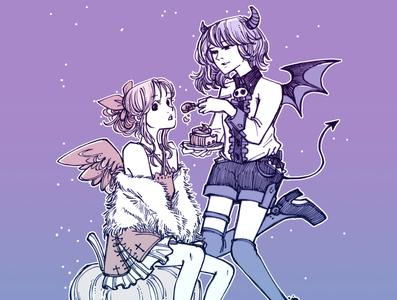 Halloween 2019 「甘いもの食べたい」