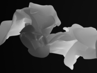 Sub-surface scattering effect with Trapcode Mir
