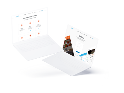 Revel UX Design responsive web ui ux