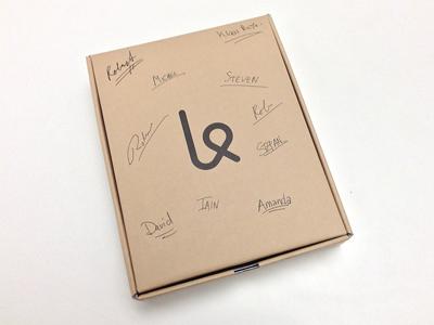 Shipping Karma karma hotspot wifi inlay box cardboard packaging design