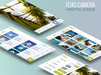 camera APP conceptual design