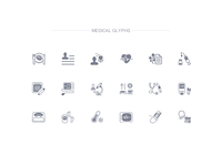 Medical Glyphs
