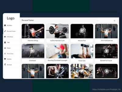 Gym Admin