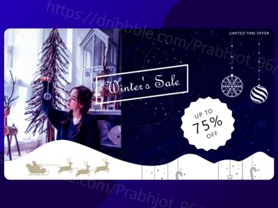 New Winter Sale