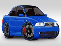 Audi B5 S4 Love