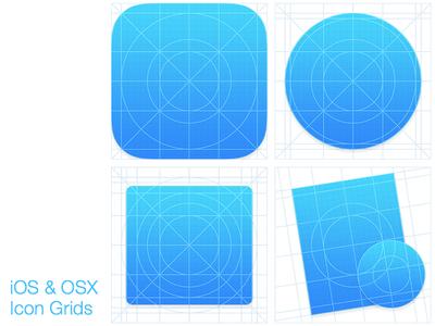 Icon grids