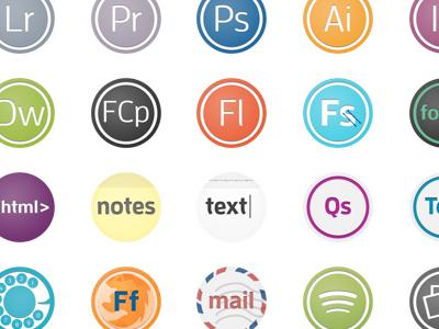 Doc Icons mac osx doc icons icons application icons