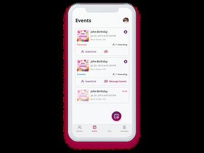 Veebo – Virtual Party App mobile app development mobile application mobile app party event party app