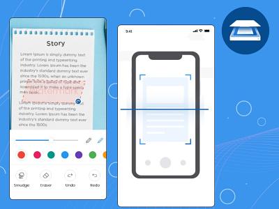 Scanner App- PDF Scan Document app development mobile apps mobile app development mobile app design pdf scanner scanner app
