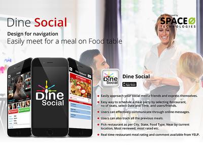 DineSocial App