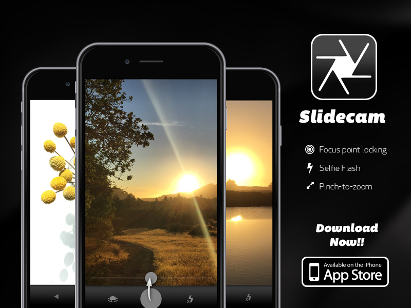 Slidecam photo-video apps camera apps slidecam app