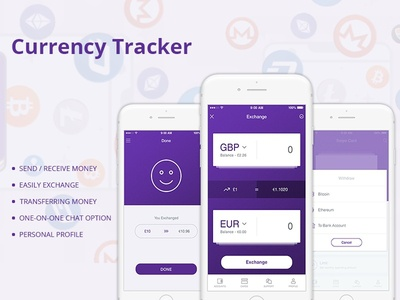 Currency Tracker