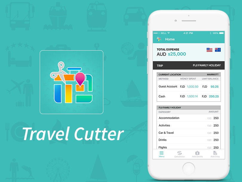 Now Manage Travel Expenses Easily with Expense Tracker App mobile app development company mobile app development mobile app ios app