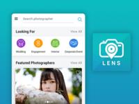 Dhaw : On Demand Photographer App