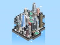 BlockCities - City-building game