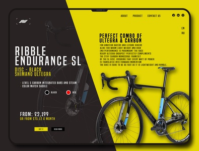 Ribble Endurance SL Bike