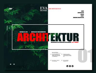 Architectur Website