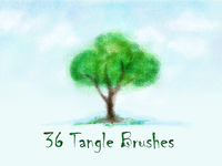 Tangle Brushes