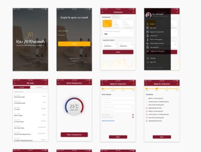 RAK - Ras Al Khaimah Mobile App