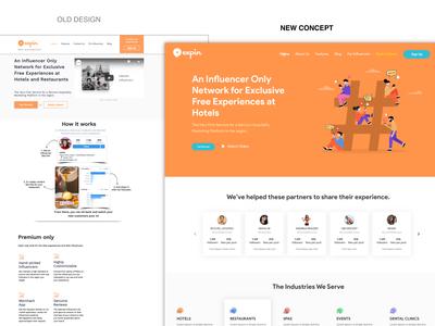 Expin Concept Design