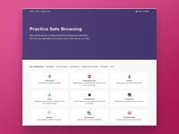 Practice Safe Browsing