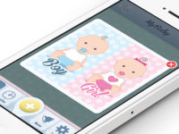 Mybaby Timeline - iPhone App Now Available