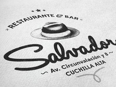 Restaurant Salvador design