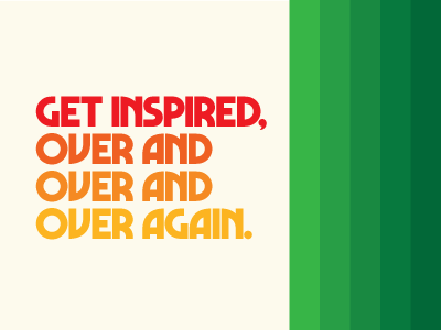 Get Inspired design