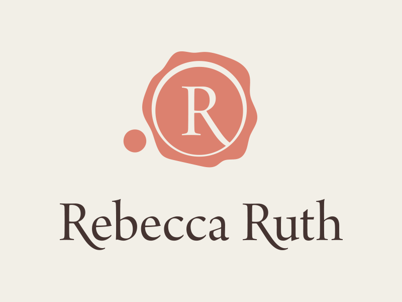 Rebecca Ruth Photography Logo by Tyler Tate on Dribbble