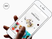 Recipes - App Home Feed