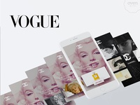 Vogue App - Ads That Tell A Story