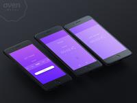 App Timer UX/UI
