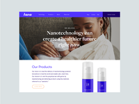 Nano Website
