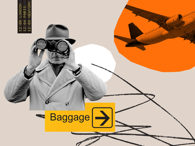 What to do if an airline loses your luggage