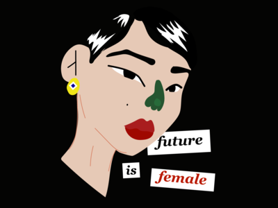 future is female