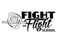 Fight or Flight School logo