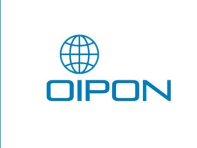 """Logo """"Oipon"""""""