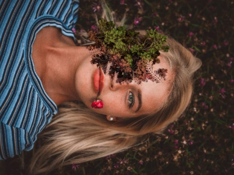 Be Like A Tree photoediting photomanipulation graphic design photoshop art
