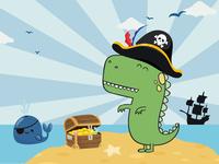Dyno Pirate T-shirt
