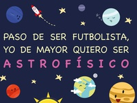 T-shirt Astrophysicist