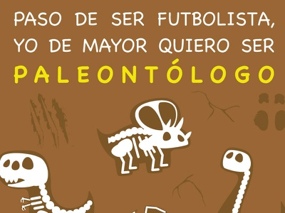 T-shirt Paleontologist t-shirt