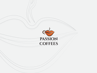 Passion Coffees - LOGO CONCEPT