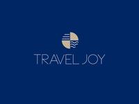 Travel JOY - Logo design